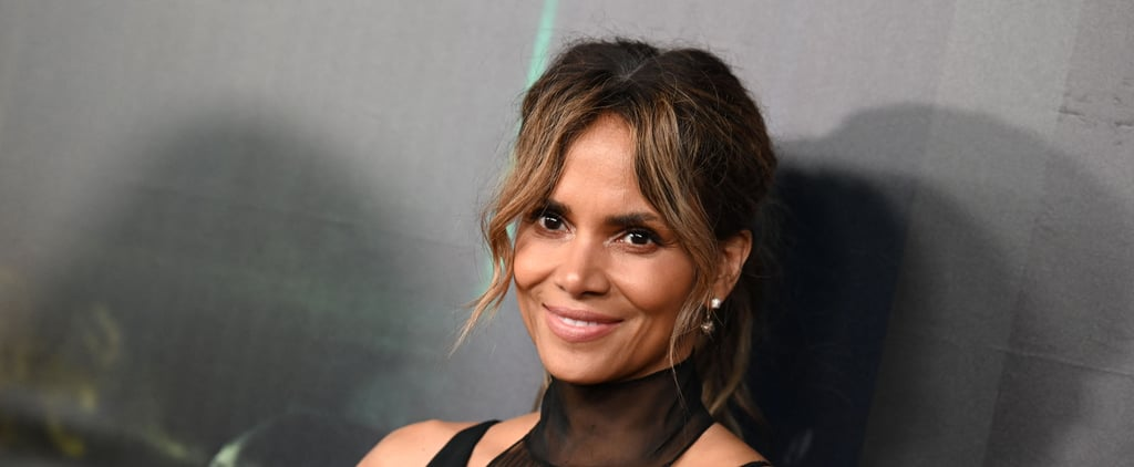 Halle Berry Beauty Interview