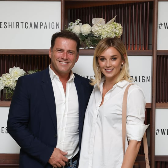 Jasmine Yarbrough & Karl Stefanovic Welcome First Baby