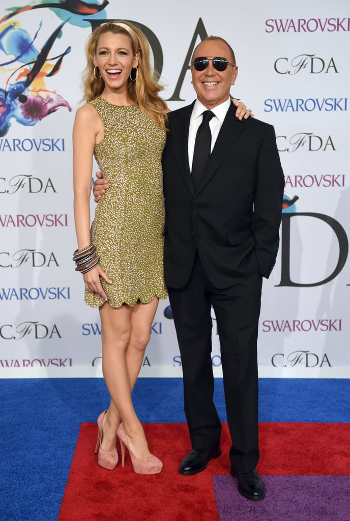 Blake Lively at the 2014 CFDA Awards