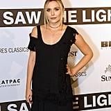 Elizabeth Olsen Tom Hiddleston Red Carpet October 2015