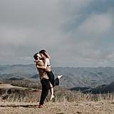 Mountaintop Engagement Shoot