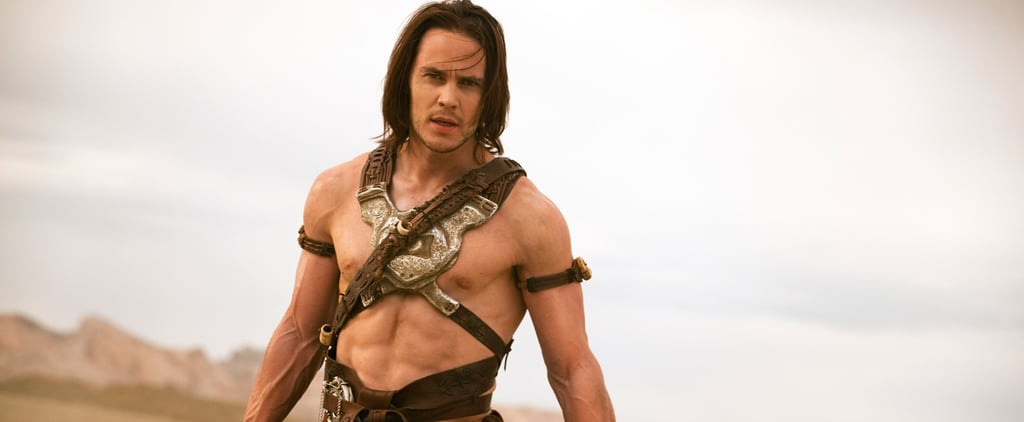 19 Times Taylor Kitsch Looked Sexy as Hell on Screen