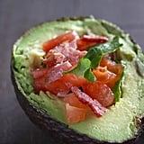 BLT-Stuffed Avocado