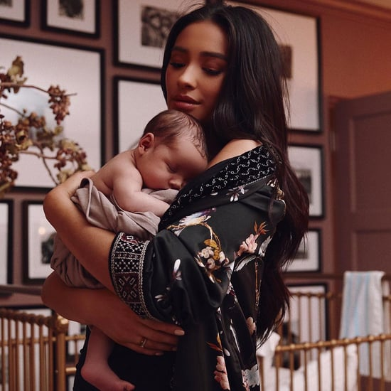 Shay Mitchell's Message For Her Baby Atlas Noa on Instagram