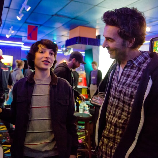 Stranger Things Season 2 Behind the Scenes Pictures