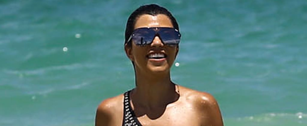 Kourtney Kardashian's Hottest Bikini Pictures