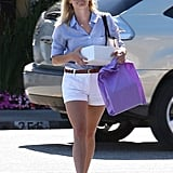 Reese Witherspoon after her honeymoon.