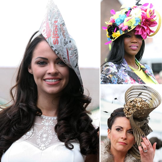 Hats Off To The Ladies at Aintree Racecourse