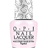OPI x Hello Kitty Nail Lacquer in Let's Be Friends
