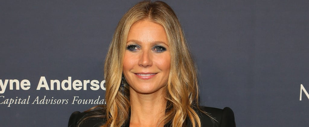 "Gwyneth Paltrow Confirms Her Engagement to Brad Falchuk: ""We Feel Incredibly Lucky"""