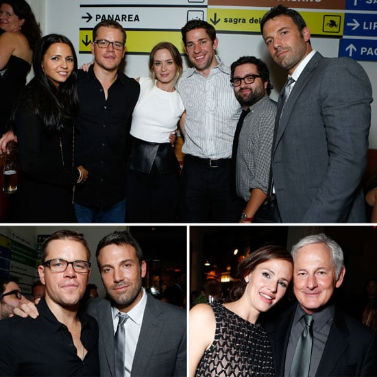 Pictures Of The Stars Of Argo At The 2012 Toronto International Film Festival