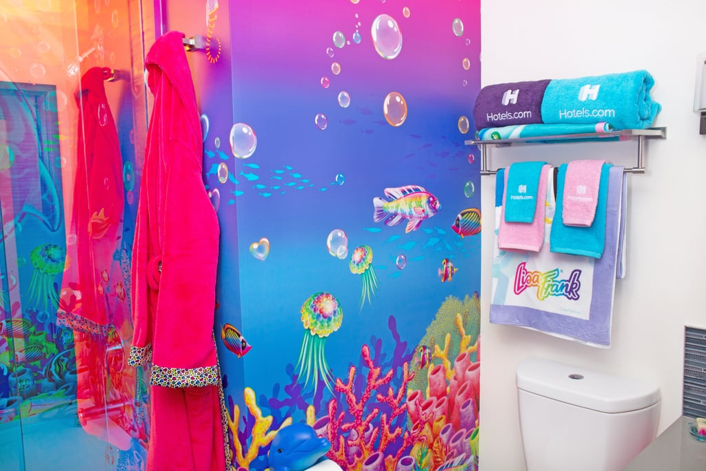 You Can Stay at the Lisa Frank Hotel Room in October