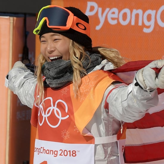 Chloe Kim Breakfast Sandwich Hangry Tweet 2018 Olympics