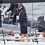 Prince William and Kate Middleton King's Cup Race Aug. 2019