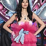 Pictured: Ming Xi