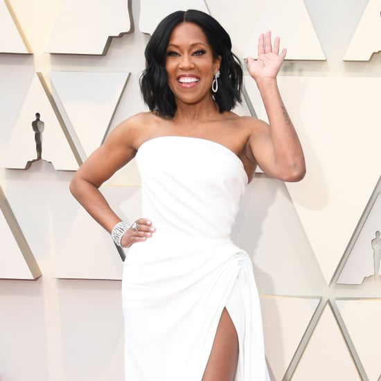 Regina King at the 2019 Oscars