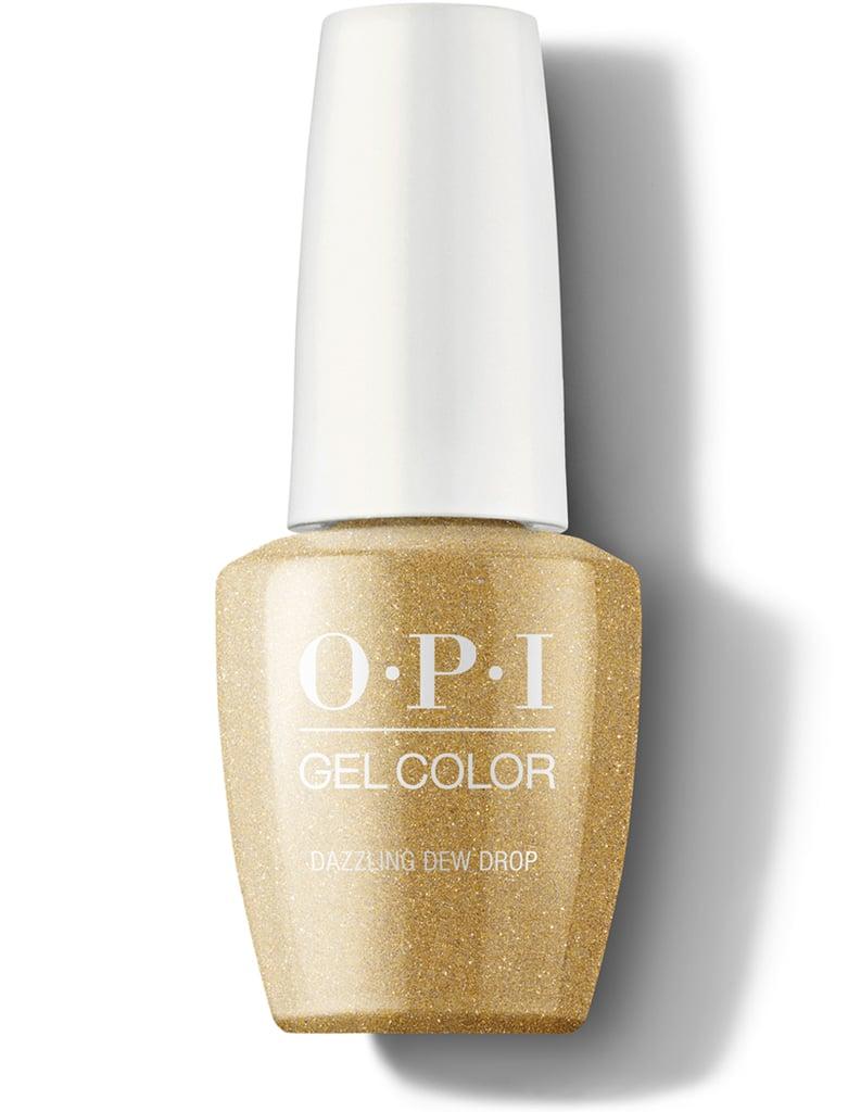 OPI GelColor in Dazzling Dew Drop