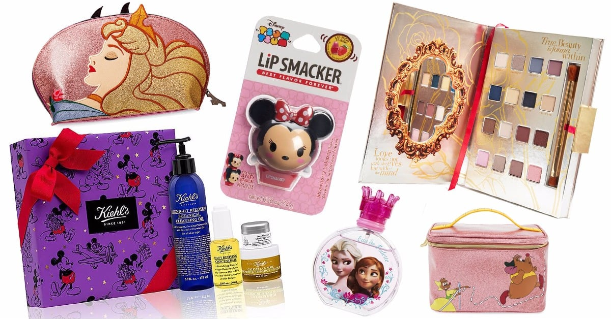 Prepare to Lose All Self-Control When You See These 28 Disney Beauty Gifts