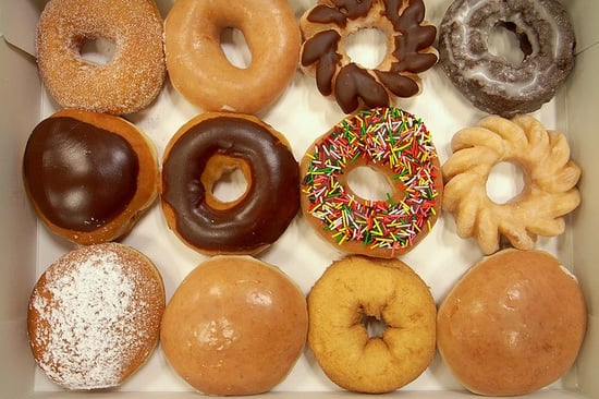 How Often Do You Eat Doughnuts?
