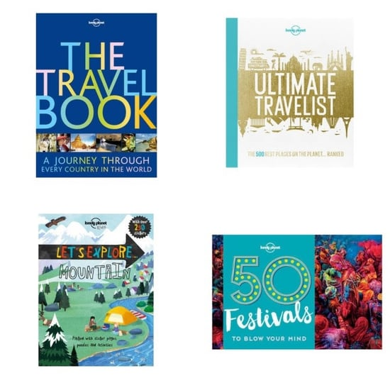 Summer Travel Books