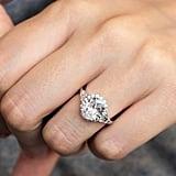 3.0 Carat Centre Halo Engagement Ring