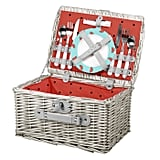 Picnic Time 8-Piece Catalina Picnic Basket