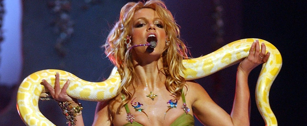 Sexy Britney Spears Music Video GIFs