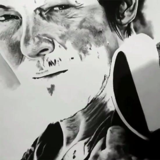 Realistic The Walking Dead Fan Art