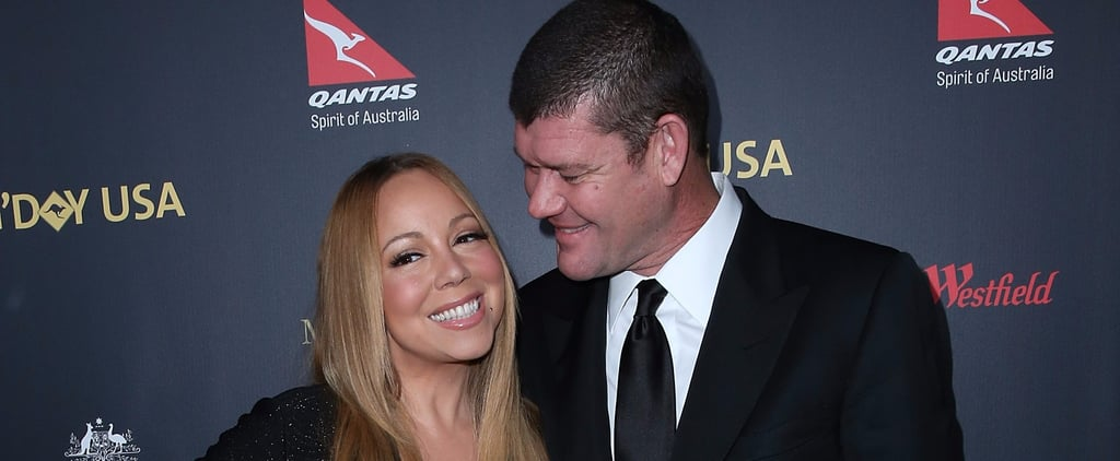 Mariah Carey Talking About James Packer June 2017