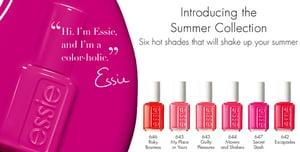 Essie 2008 Summer Collection
