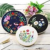 Caydo 3-Set Embroidery Starter Kit