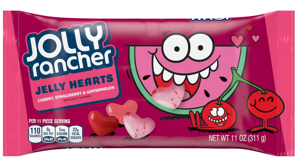 Jolly Rancher Jelly Hearts