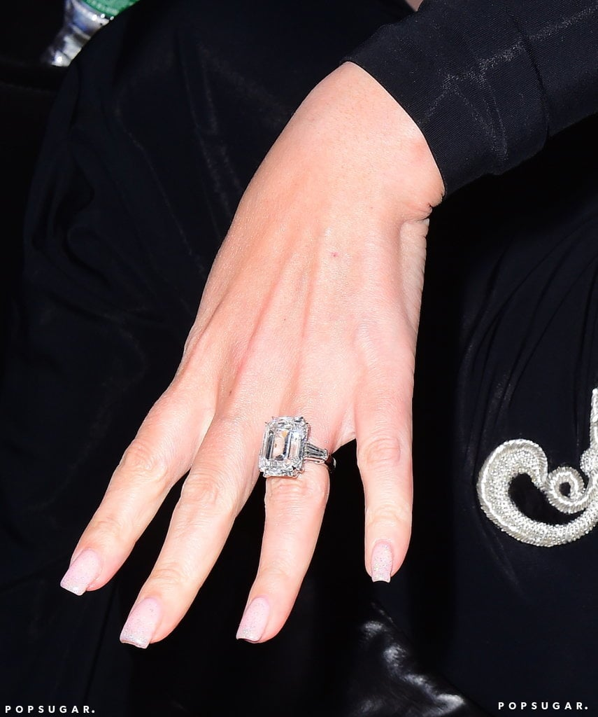 Mariah Carey Engagement Ring Pictures Popsugar Celebrity
