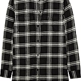 Oversize Flannel Shirt