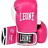 """Boxing is my favorite workout, I always keep a pair of gloves in my gym bag."" We recommend: Leone Flash Two Tone Boxing Gloves ($38)"