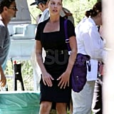 Photos of Grey's Anatomy Filming