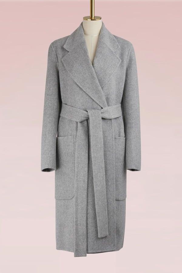 26f78defd6f Acne Studios Wool Carice Coat