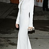 Kate Hudson Wearing a White Gown at TIFF