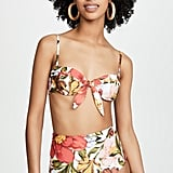 1fe8407bc8 Zimmermann Bowie Cross Frill One-Piece · Mara Hoffman Lydia Bikini Top and  Bottoms ...