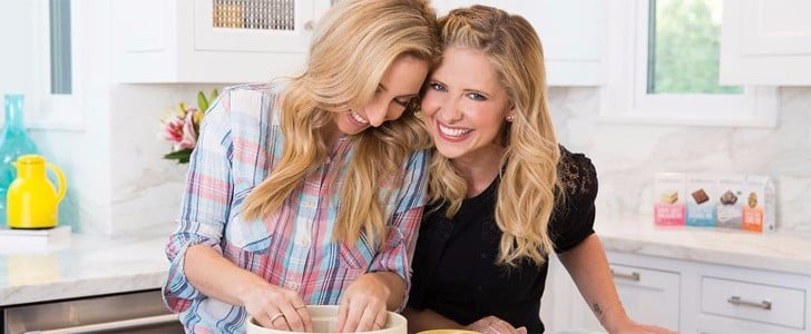 Sarah Michelle Gellar Foodstirs Interview