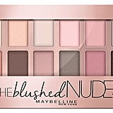 On Gigi's lids, Patrick reached for the light beige tone in The Blushed Nudes Palette ($10). He used a Champagne color as an accent.