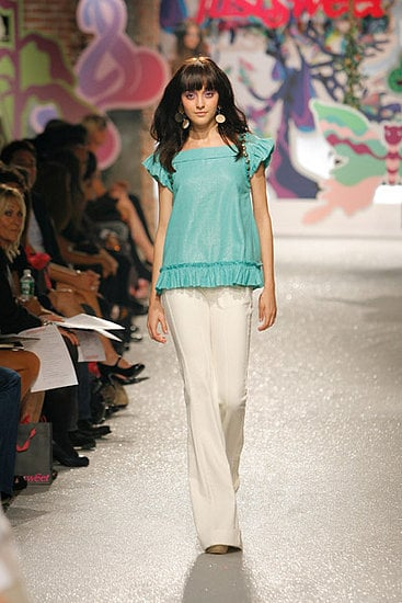 New York Fashion Week, Spring 2008: JustSweet by Jennifer Lopez