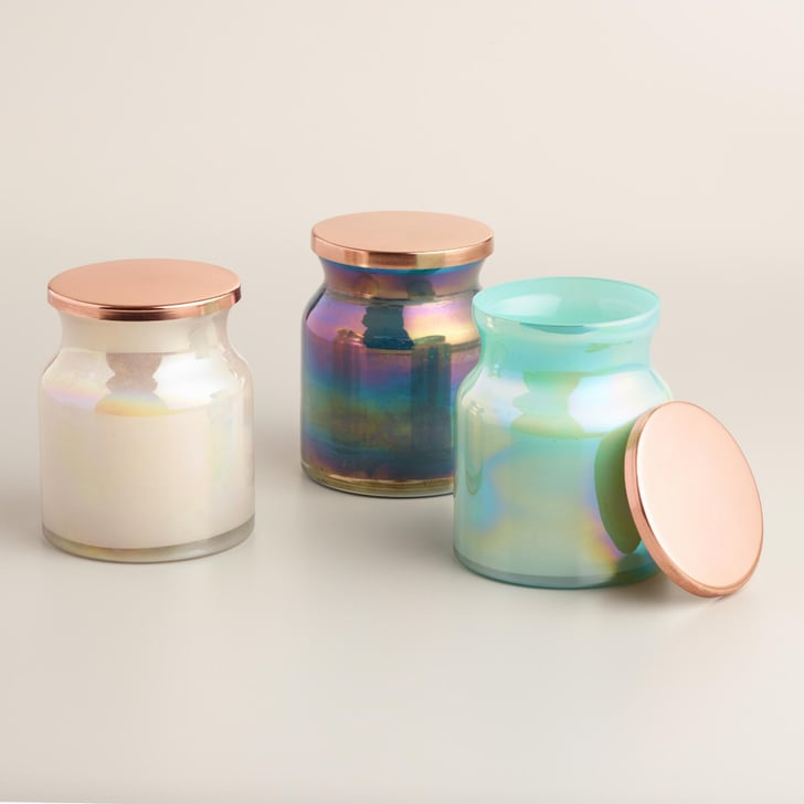 Lustre Jar Candle ($15) | Cute Candles Under $25 ...