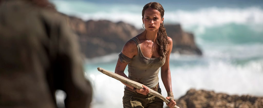 Tomb Raider: The New Lara Croft Is Ready to Kick Some Ass