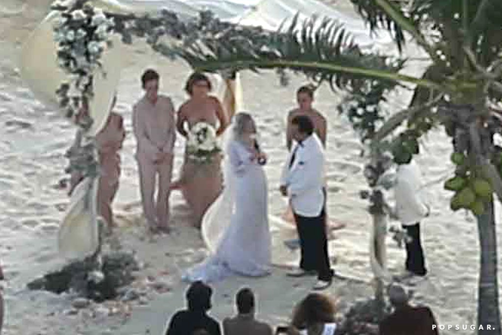 Johnny Depp and Amber Heard Wedding Pictures | POPSUGAR ...