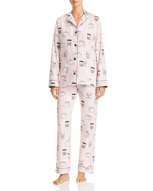f3b505064dee Coffee Print Pajama Set