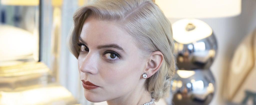 Anya Taylor-Joy's SAG Awards French Manicure Had a Twist
