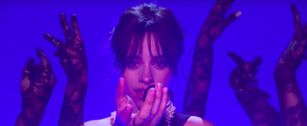 "Camila Cabello's Steamy Performance of ""Never Be the Same"" Will Fog Up Your Screen"