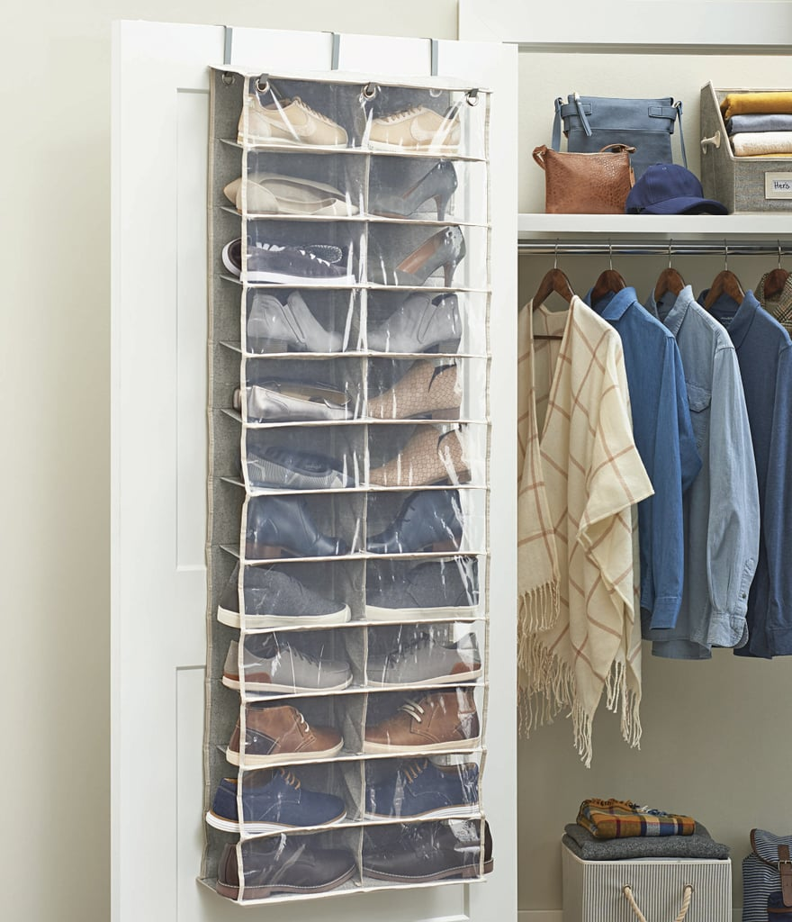 Better Homes & Gardens Charleston Collection Over the Door Shoe Organizer