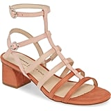 Chinese Laundry Monroe Strappy Cage Sandals